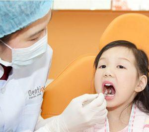 ทำฟันเด็ก แบบครบวงจร